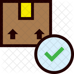 Package Ok Icon