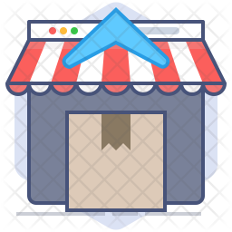 Packet shipping Icon