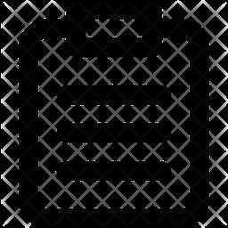 Padnote Icon