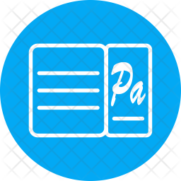 Page, Authority, Checker, Layout Icon
