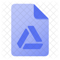 Page Google Drive Icon Of Gradient Style Available In Svg Png Eps Ai Icon Fonts