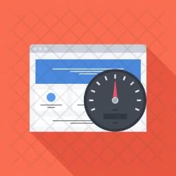 Page, Speed, Seo, Business, Startup, Marketing, Optimization Icon