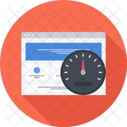 Page, Speed, Seo, Business, Startup, Optimization Icon