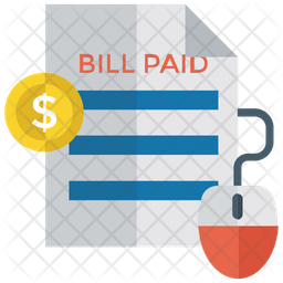 Paid Invoice Icon