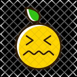 Pain Emoji Icon