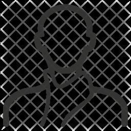 Pain Glyph Icon