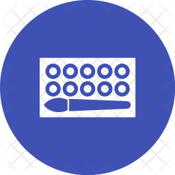 Paint box Icon