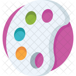 Paint Pallet Icon png