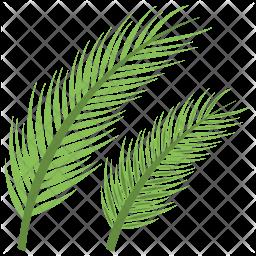 Palm Sunday Icon
