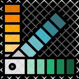 Pantone Color Icon