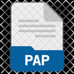 Pap file Icon