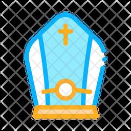 Papal Tiara Icon