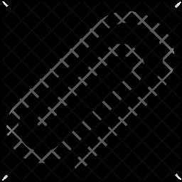 Paper-clip Icon