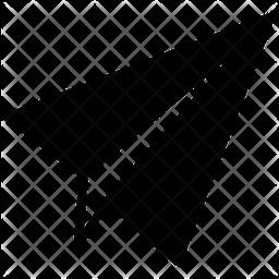 Paperdart Icon