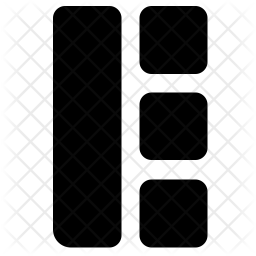 Parallel grid Icon