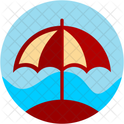 Parasol Icon Of Flat Style Available In Svg Png Eps Ai Icon Fonts