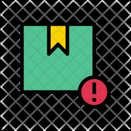 Parcel Alert Icon