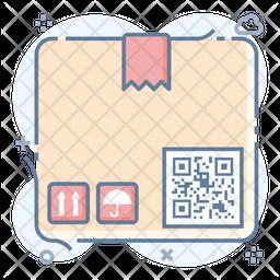 Parcel Code Icon