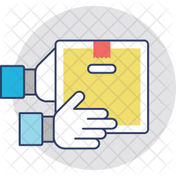 Parcel Delivery Icon
