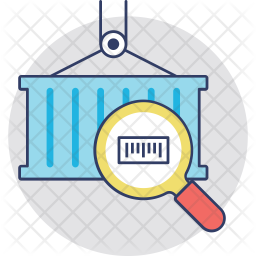 Parcel Tracking Colored Outline Icon