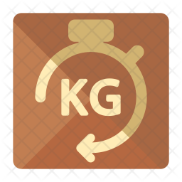 Parcel Weight Icon