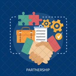 Partnership Icon png