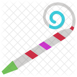 Party Blower Icon
