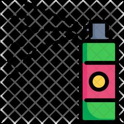 Party Foam Spray Icon