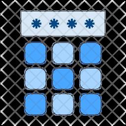 Passcode Icon