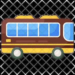 Passenger Bus Icon