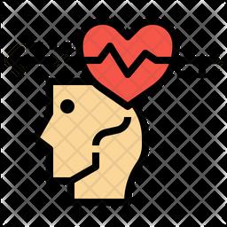 Passion Mind Icon