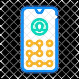 Password Pattern Icon