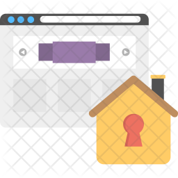 Password Protected Homepage Icon