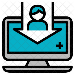 Patient Detail Icon Of Colored Outline Style Available In Svg Png Eps Ai Icon Fonts