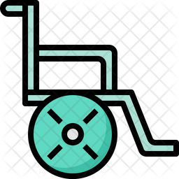 Patient trolley Icon