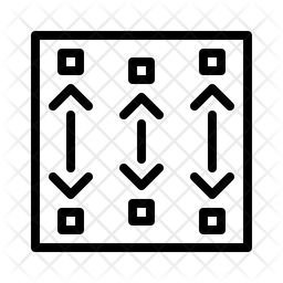 Pattern Line Icon