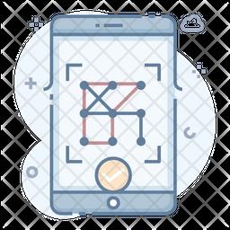 Pattern Lock Icon