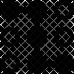 Pattern Password Icon