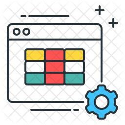 Pattern System Icon