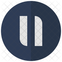 Pause sign Icon