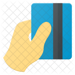 Payment via credit card Icon