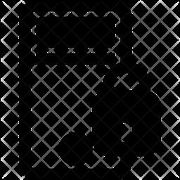 Pc Glyph Icon
