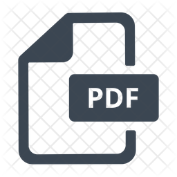 Pdf Icon Of Glyph Style Available In Svg Png Eps Ai Icon Fonts