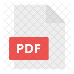 Pdf Icon Of Flat Style Available In Svg Png Eps Ai Icon Fonts