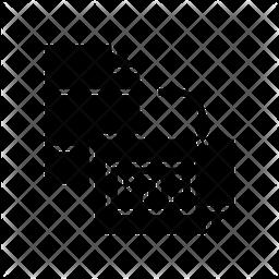 Pdf Orientation Glyph Icon