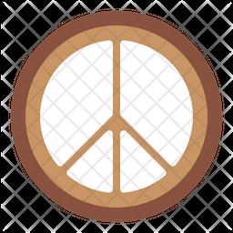 Peace Flat Icon