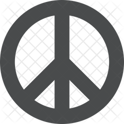 Peace Icon Of Glyph Style Available In Svg Png Eps Ai Icon Fonts