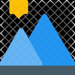 Peak value Icon