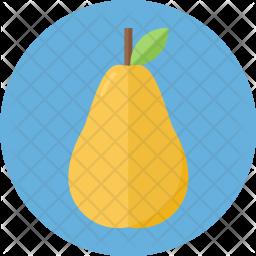 Pear, Fruit, Food, Juicy, Breakfast, Pomaceous, Vegetable Icon