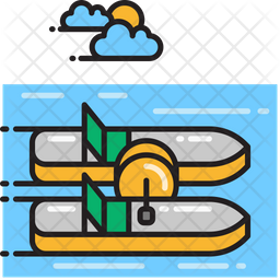 Pedalo Icon